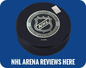 NHL Arena Reviews