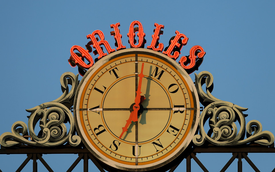 Oriole Park at Camden Yards 1