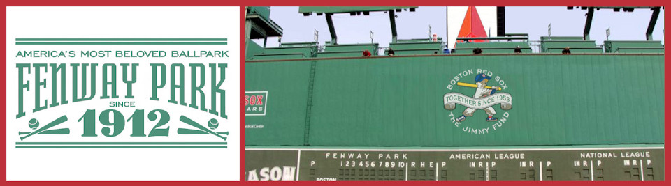 Fenway Park logo box