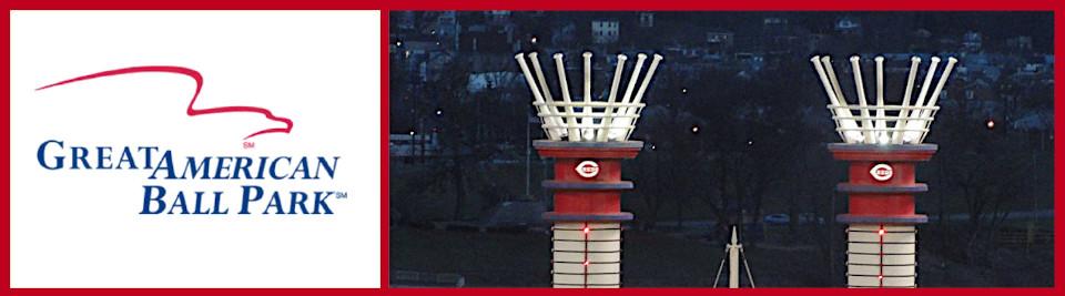Great American Ballpark logo box