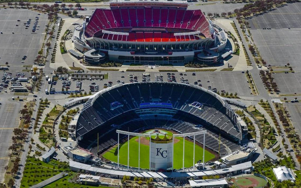 Kauffman Stadium Truman Complex