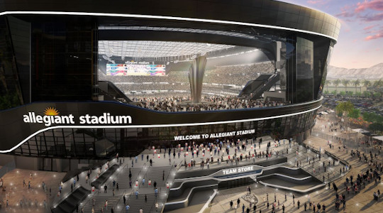 Allegiant Stadium