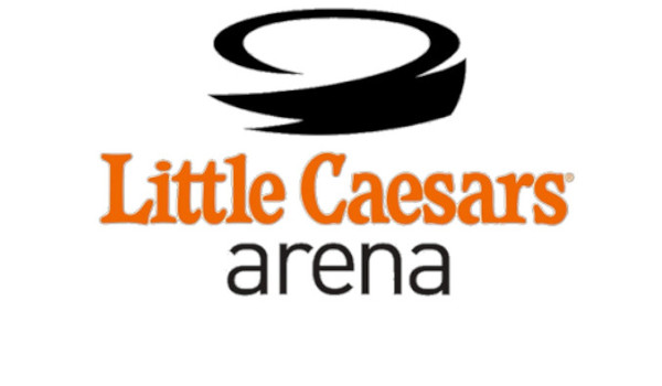 Little Cesars Arena logo