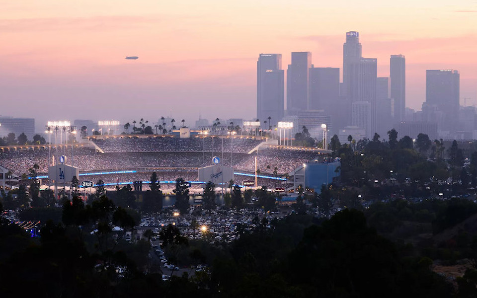 Dodger Stadium DTLA