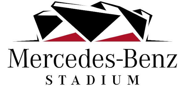 Mercedes-Benz Stadium logo
