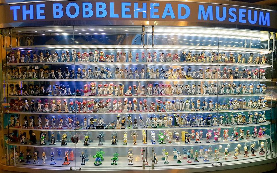 Marlins Park Bobblehead Museum