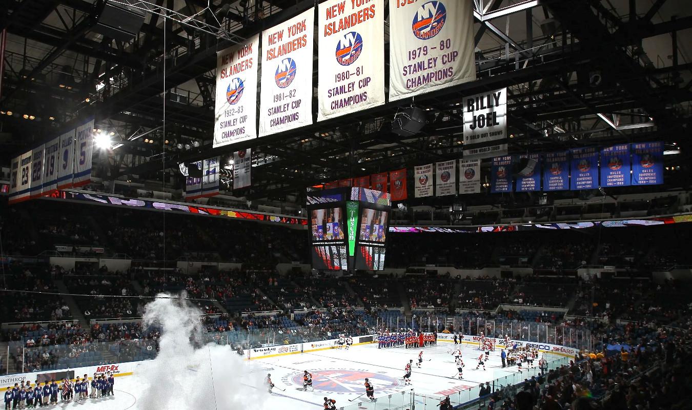 New York Islanders 1350x800