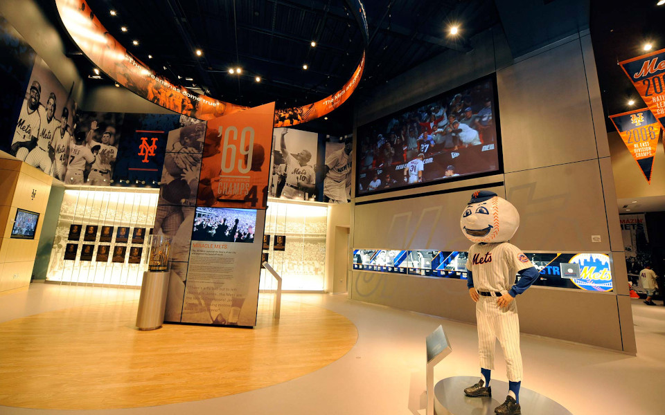 Citi Field Mets Hall of Fame