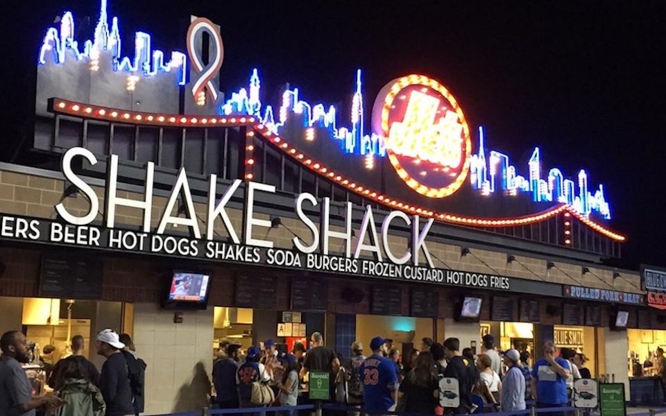 Citi Field Shake Shack