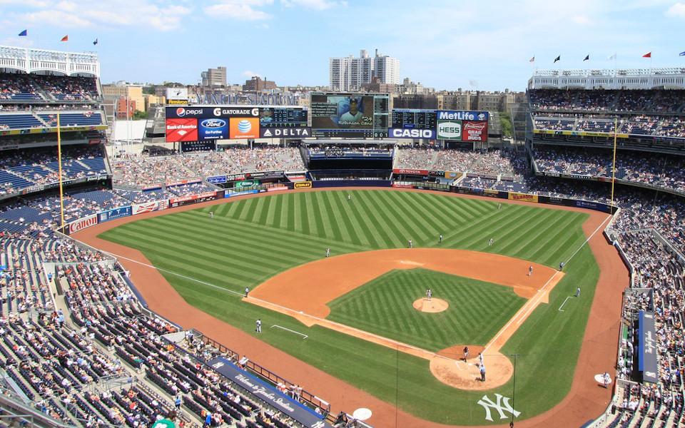 Yankee Stadium Panoramic View