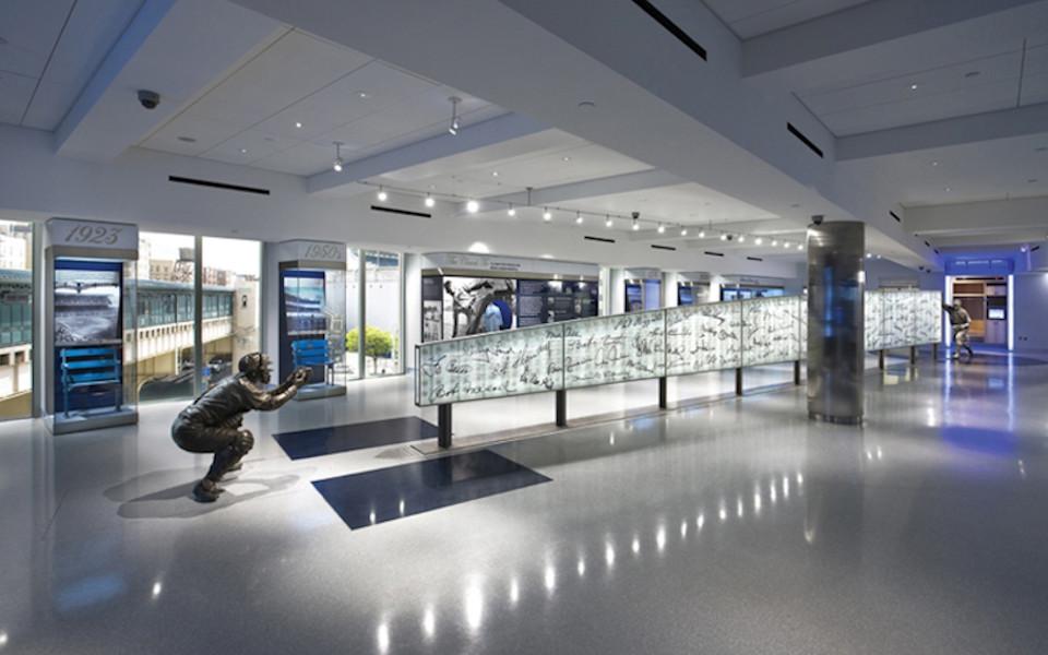 Yankee Stadium Yankee Museum