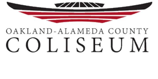 Oakland Coliseum logo