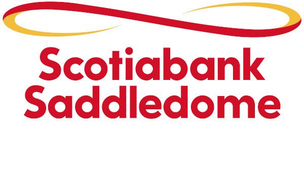 Scotiabank Saddledome logo