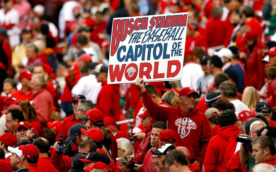 Busch Stadium Fans 2