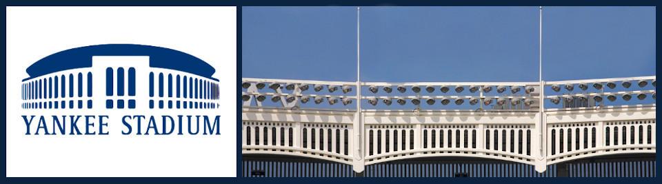 Yankee Stadium logo box