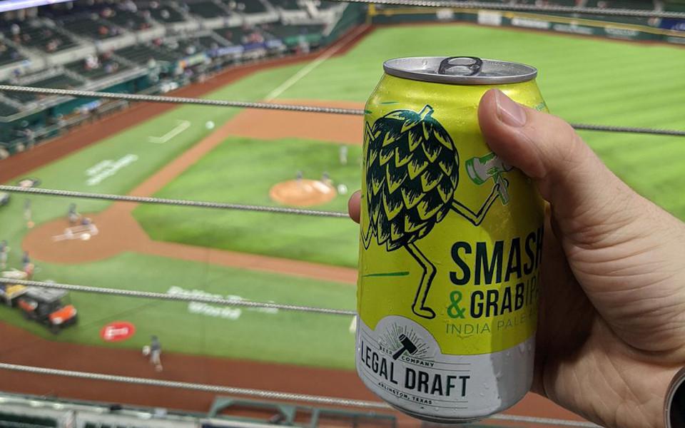 Globe-Life-Field-Beer